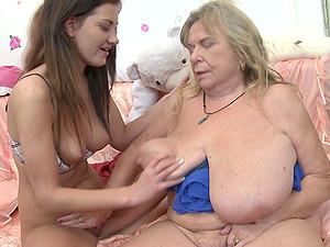 mature and granny lesbians
