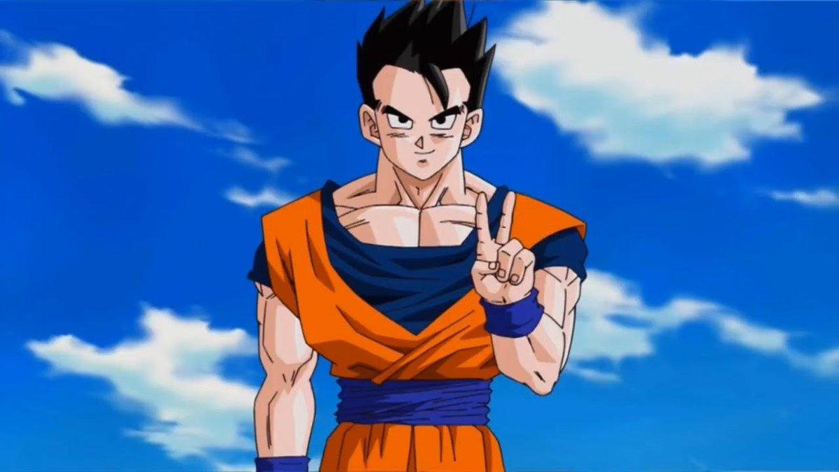 adult gohan pictures